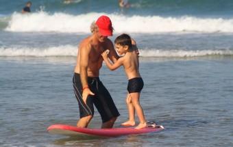 Apprendre à faire du surf