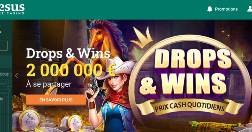 Avis – Les Bonus en ligne de Cresus Casino !